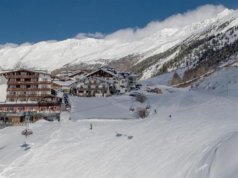 Gotthard-Zeit